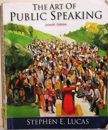 9780071180030: The Art of Public Speaking - 2000 publication
