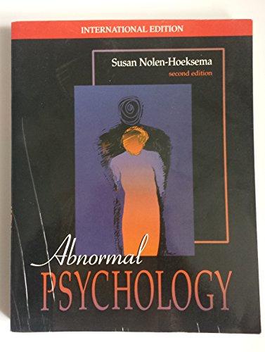 9780071180047: Abnormal Psychology