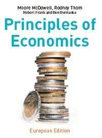 9780071180351: Principle of Economics