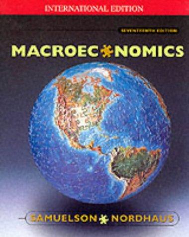 9780071180658: Macroeconomics