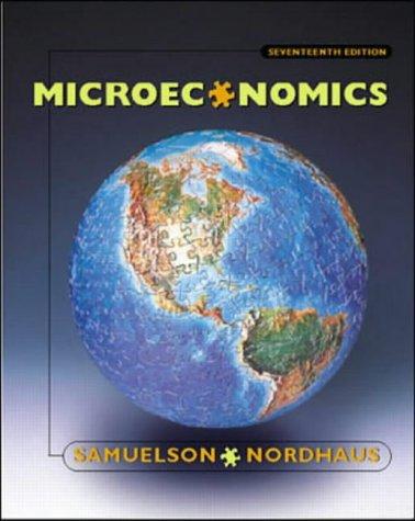 9780071180665: Microeconomics