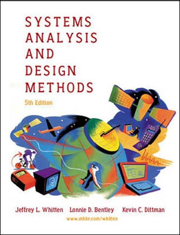 9780071180702: Systems Analysis and Design Methods