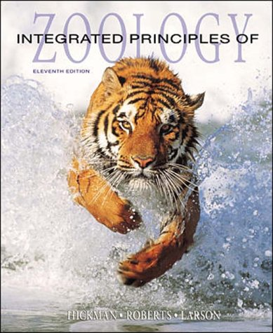 9780071180771: Integrated Principles of Zoology