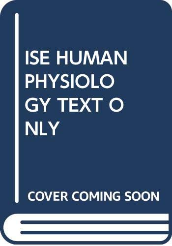 9780071180887: Human Physiology (McGraw-Hill International Editions)