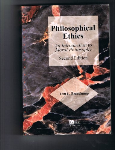 9780071180924: Philosophical Ethics