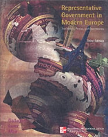 9780071180955: Representation Of Government In Modern Europe,
