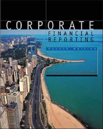 9780071181075: Corporate Finance Reporting: Text and Cases (McGraw-Hill International Edition: Accounting Series)