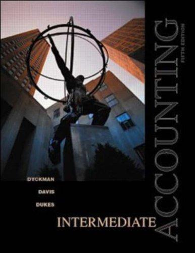 9780071181129: Intermediate Accounting
