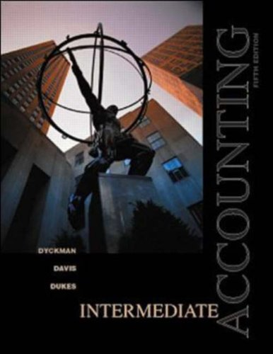 9780071181129: Intermediate Accounting