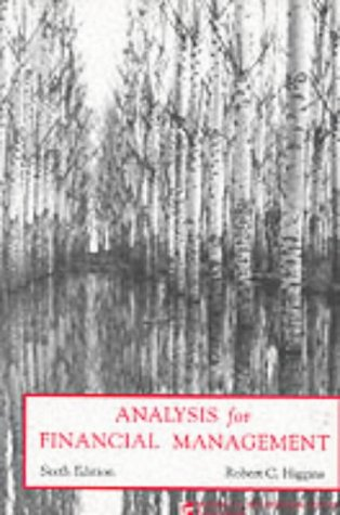 9780071181174: Analysis for Financial Management, 6th Ed.