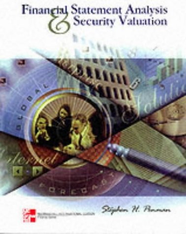 9780071181297: Financial Statement Analysis and Security Valuation (Mcgraw-Hill International Editions: Finance Series)