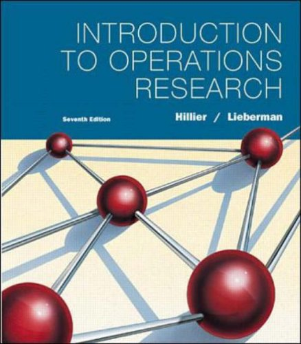9780071181631: Introduction to Operations Research