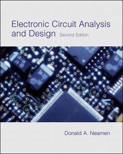 9780071181761: Electronic Circuit Analysis and Design