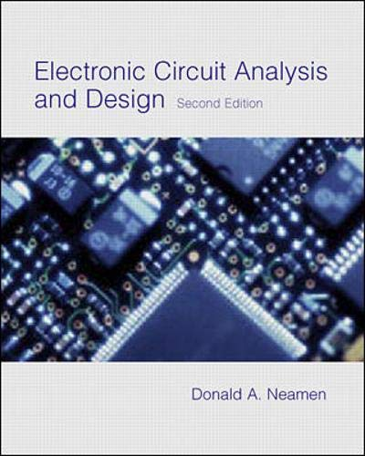 9780071181761: Electronic Circuit Analysis and Design