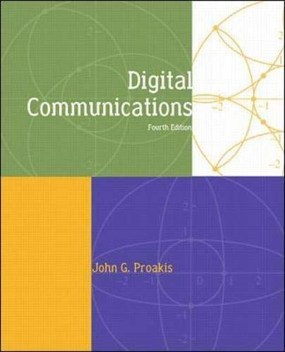 9780071181839: Digital Communications 4/e