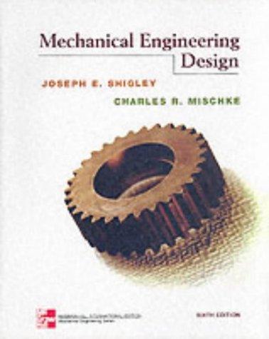 9780071181860: Mechanical Engineering Design