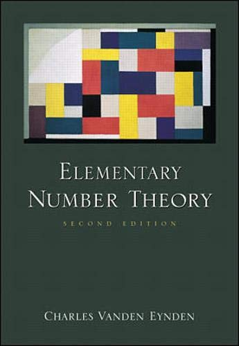 9780071181938: Elementary Number Theory