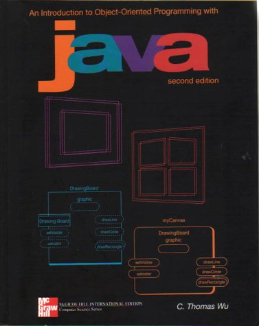 9780071181952: An Introduction to Object-oriented Programming with Java, 2nd ed