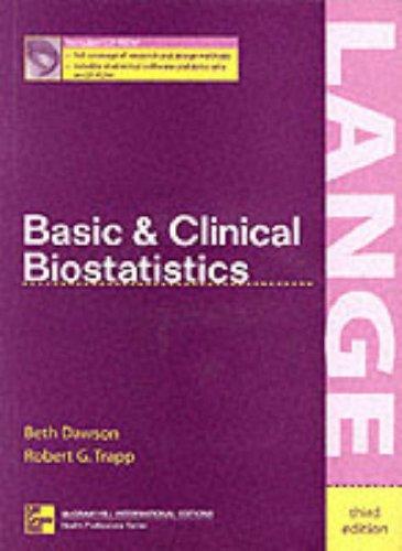 9780071182065: Basic Clinical Biostatistics
