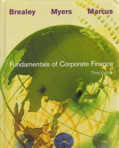 9780071182324: Fundamentals of Corporate Finance (The McGraw-Hill/IRWIN series in finance, insurance & real estate)