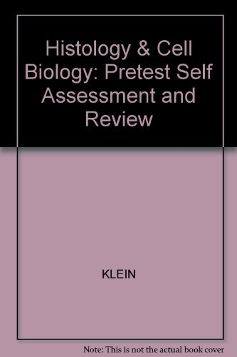9780071182768: Histology & Cell Biology: Pretest Self Assessment and Review