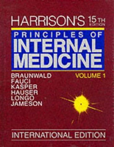 9780071183192: Harrison's Principles of Internal Medicine (2 Volume Set)