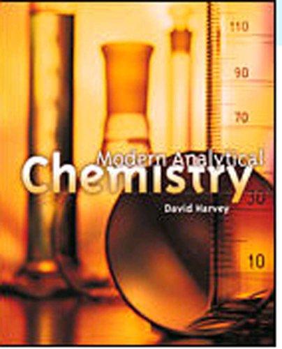 9780071183741: Modern Analytical Chemistry