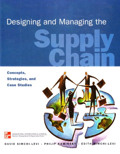9780071188708: Designing and Managing Supply Chain