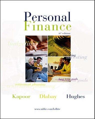 9780071188722: Personal Finance +CD