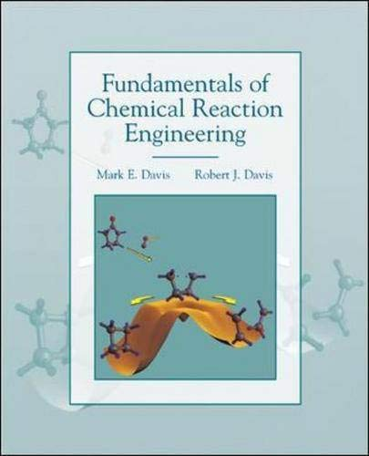 9780071192606: Fundamentals of Chemical Reaction Engineering (Mcgraw-Hill Chemical Engineering Series)