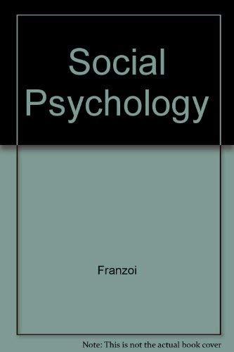 9780071195058: Social Psychology