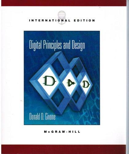 9780071195218: Digital Principles and Design