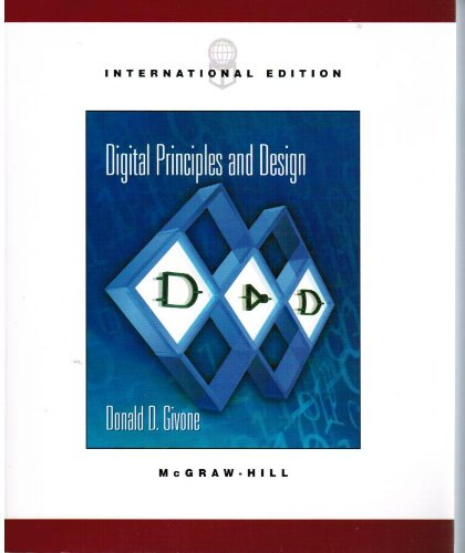 9780071195218: Digital Principles and Design with CD-ROM