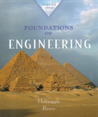 9780071195614: Foundations of Engineering