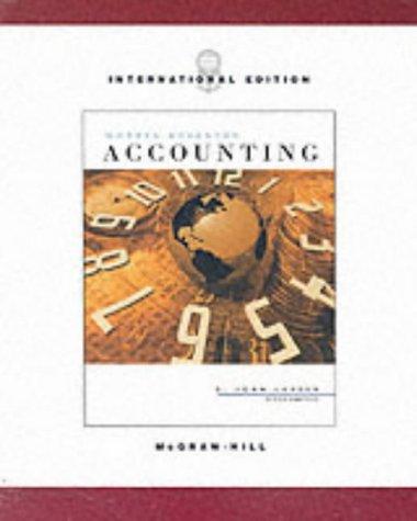 9780071198462: Modern Advanced Accounting