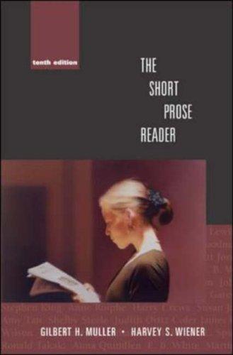 9780071198615: The Short Prose Reader