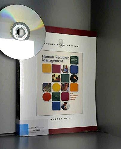 9780071198646: Human Resource Management: Gaining a Competitive Advantage