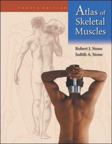 9780071199018: Atlas of Skeletal Muscles (McGraw-Hill International Editions Series)