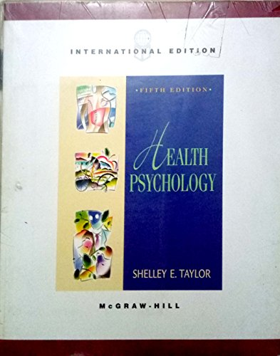 9780071199032: Health Psychology