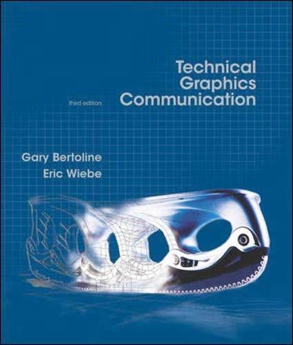 9780071199254: Technical Graphics Communication, 3rd edition (McGraw-Hill Graphics Series)