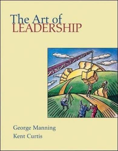 9780071199391: The Art of Leadership