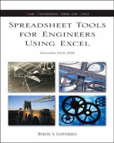 9780071199766: Spreadsheet Tools for Engineers Using Excel: Including Excel 2002 (Mcgraw-Hill's Best--Basic Engineering Series and Tools)