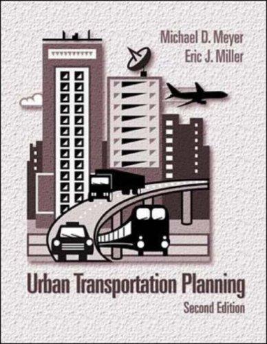 9780071200004: Urban Transport Plan