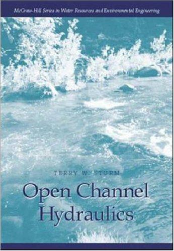 9780071201803: Open Channel Hydraulics