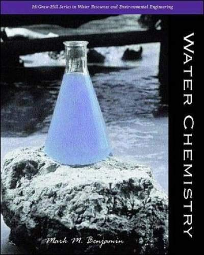 9780071202398: Water Chemistry