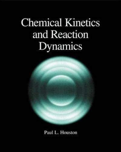 9780071202602: Chemical Kinetics and Reaction Dynamics