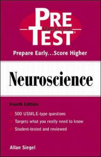 9780071203470: Neuroscience: PreTest Self-Assessment and Review (PreTest Basic Science)