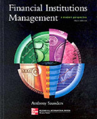 9780071204101: Financial Institutions Management