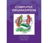 9780071204118: Computer Organization (International Edition)