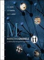 9780071207058: Marketing Channels